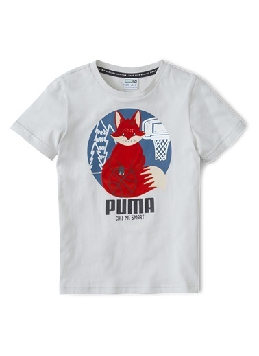 Puma Tişört Bej